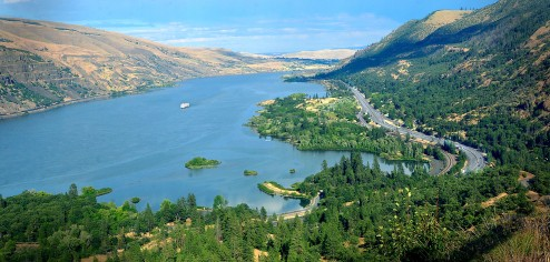 The Dalles Moomalose Overlook